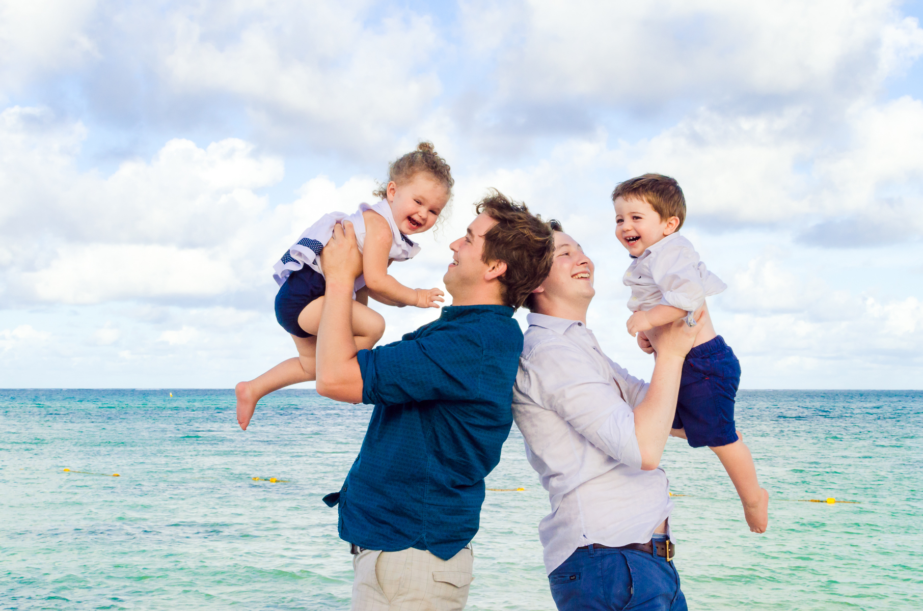 Mauritius family photography